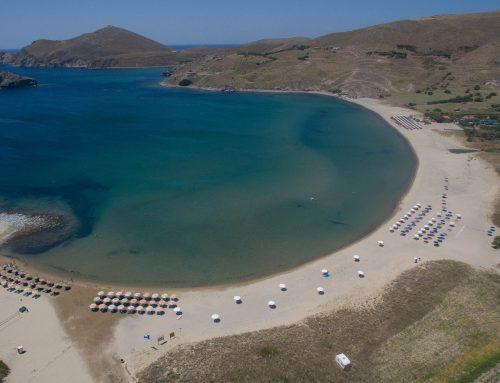 Explore Lemnos Beaches